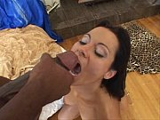 Sandra Romain Interracial Cumshots Compilation