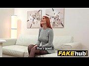 Fake Agent Horny Redhea...
