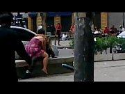 Casal faz sexo em praça