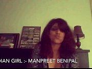 Manpreet Benipal Desi Punjabi Girl Fingring Fucking