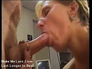 Busty blonde amateur wife suck