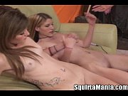 Picture Dualing squirting sisters movies squirt mimi...