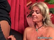 Picture Busty horny mature blonde gets her wet