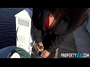 Picture PropertySex - Busty real estate agent uses t...