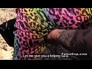 Русскую телку пацик трахает в лесу видео на русском