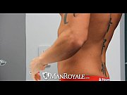 HD ManRoyale – Morning sex for two sexy hunks