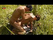outdoor bareback fun – Gay Porn Video