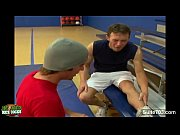 kinky gay jocks humping in the gym – Gay Porn Video