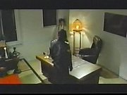 Asian lady gets d by masked guy in leather for screwing people over. view on xvideos.com tube online.