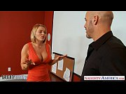 Picture Blonde office babe Krissy Lynn gets nailed