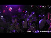 Picture Crazy rave at woodys strip club in cedar rap...