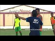 jogador de futebol exibe o pau durante o jogo – Porn Video