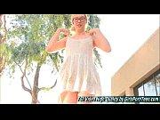 голая женщина на дискотеке