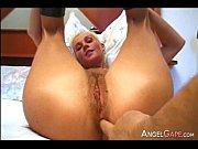 порно видео как трахнули зрелую домработницу вчулках во все дырки