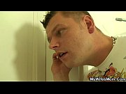 Son-in-law surprised his wifes mom view on xvideos.com tube online.