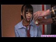 Chika Ishihara licks...