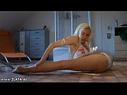 Incredible Contortion By Zlata