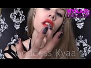 Caught In My Web Goddess Kyaa FEMDOM POV HUMILI...
