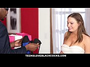 Picture TeensLoveBlackCocks - BBC Boss Fucks His Sec...