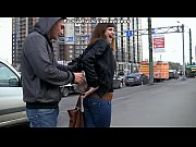 Picture Met on the street and fucked hard in all hol...