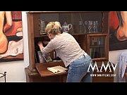 MMV Films German milf gets cum