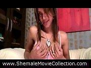 Luxurious Shemale Slut!