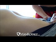 manroyale sensual massage turns into sexy sex – Gay Porn Video