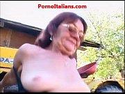 Granny slut fucks guy Nonna tr