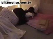 tv vago dormida primo su por Grabada