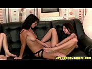 Picture Simony Diamond in lesbian group eating pussy