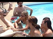 Picture Swingers sex pool party