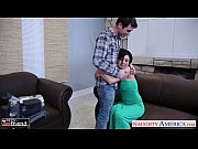Picture Chesty brunette Eva Angelina gets facialized