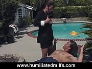 Picture Face-Sitting Milf Teaches A Lesson