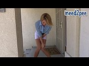 pee accident
