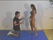 Mixed Wrestling with Fitness Model Charlene Rink part 3 - XVIDEOS.COM