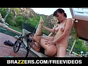 Hot PornStar Sexy Tattooed Brunette Is Fucked By Her Horny Lesbian Roommate Brazzers.com
