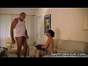 Horny gay bear fucking and sucking gay boys