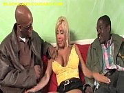 Picture Blonde Cougar Double BBC