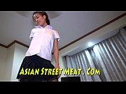 Colegial asiática tesuda sendo devorada pelo pintudo