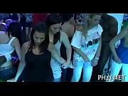 Грудастые русские девушки раздеваются на природе видео