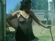 patio el en Fabiana