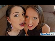 Picture SpermsSwap threesome fun with cum swapping b...