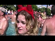 Picture Naked pool party key west florida real vacation v...