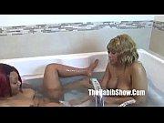 Порно видео грудастой в сауне