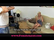 Femaleagent female agent vs fake