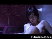 Futanari Blowjob and Cumshot!