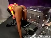 Порно видео секс машина испытание