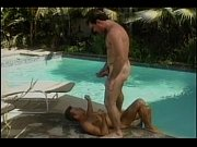 glen steers nails by the pool – Gay Porn Video