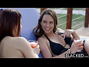 Friends Jade Nile and Chanel Preston Enjoy BBC Together BLACKED bbc