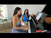 Dillion Harper threesome action with her piano teacher view on xvideos.com tube online.